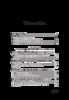 Table des matières  - URL