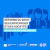 Réforme du droit des entreprises et des sociétés - application/pdf